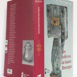 Les Orfèvres de haute Bretagne, Jean-Jacques RIOULT, Sophie VERGNE. Presses Universitaires de Rennes, 2006. Couverture : dos et plats.