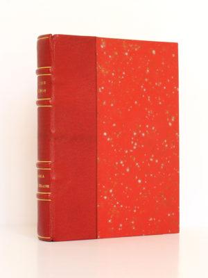 Maria Chapdelaine, Louis HÉMON. Illustrations de Eugène CORNEAU. Rombaldi Éditeur, 1939. Reliure.