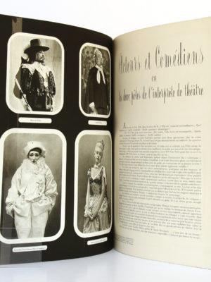 Théâtre de France I. Les Publications de France, 1951. Pages intérieures.