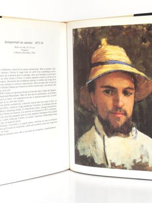 Gustave Caillebotte, Marie-Josèphe DE BALANDA. Edita 1988. Pages intérieures.