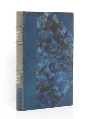 Lettres sur Cézanne, Rainer-Maria RILKE. Éditions Corrêa, 1944. Reliure.