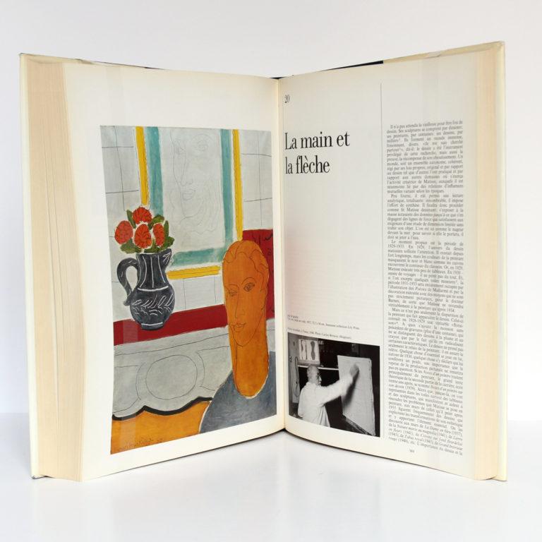 Matisse, Pierre SCHNEIDER. Flammarion, 1984. Pages intérieures 2.