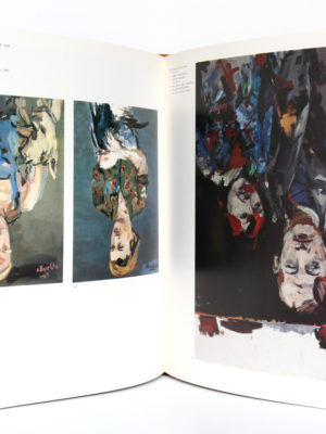 Baselitz, Andreas FRANZKE. Éditions Cercle d'Art, 1989. Pages intérieures 1.