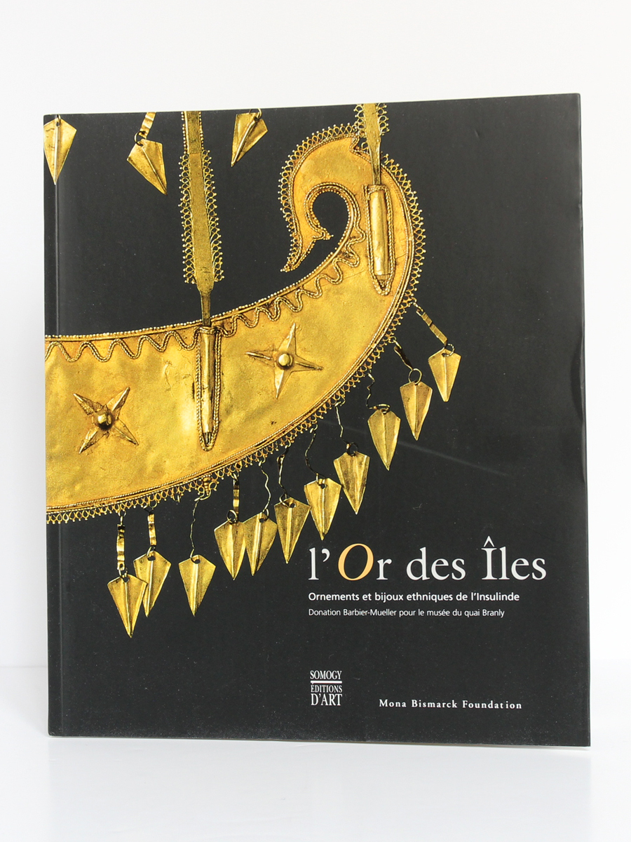 L'Or des îles, Susan RODGERS. Somogy Éditions d'Art, 2002. Couverture.