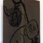 L'au-delà dans l'art japonais. Catalogue de l'exposition du Petit Palais, Paris, 1963. Couverture : dos et plats.