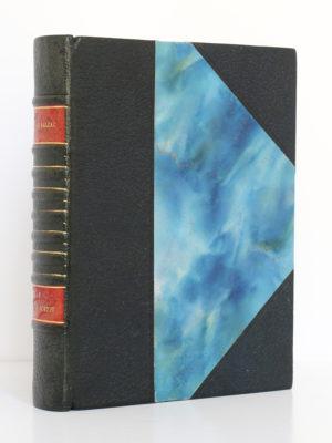 Le Père Goriot, Honoré de BALZAC. Gravures de COSYNS. Éditions Mornay, 1933. Reliure.