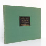Les Désastres de la guerre, Francisco de GOYA. Éditions du Phaïdon, 1937. Reliure.