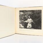 Les Désastres de la guerre, Francisco de GOYA. Éditions du Phaïdon, 1937. Pages intérieures.