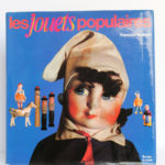 Les jouets populaires, Raymond HUMBERT. Messidor / Temps actuel, 1983. Couverture.
