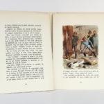 Contes choisis, MAUPASSANT, illustrations Raoul SERRES. Éditions Jacques Petit, 1946. Pages intérieures 1.