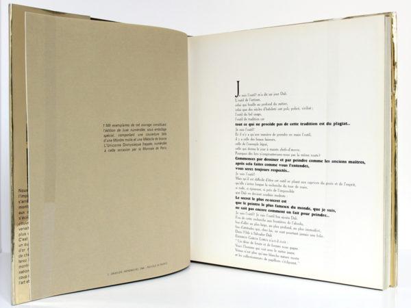 Dali, Max Gérard. De Draeger, 1968. Pages intérieures 2.