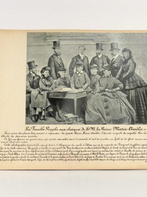 Dans l'intimité de personnages illustres 1866-1943, Maurice DEVRIÈS. Pages intérieures 1.