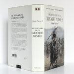 Dictionnaire de la Grande Armée, Alain PIGEARD. Tallandier, 2002. Jaquette : dos et plats.