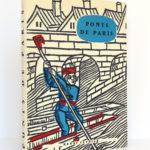 Ponts de Paris à travers les siècles, Henry-Louis. Henri Veyrier, 1973. Couverture.
