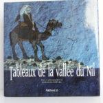 Tableaux de la vallée du Nil, Mathilde CHÊVRE. Arthaud, 2000. Couverture.