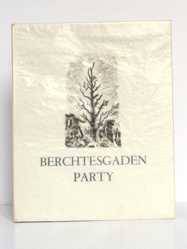 Berchtesgaden Party, André HAMBOURG, 1947. Couverture.