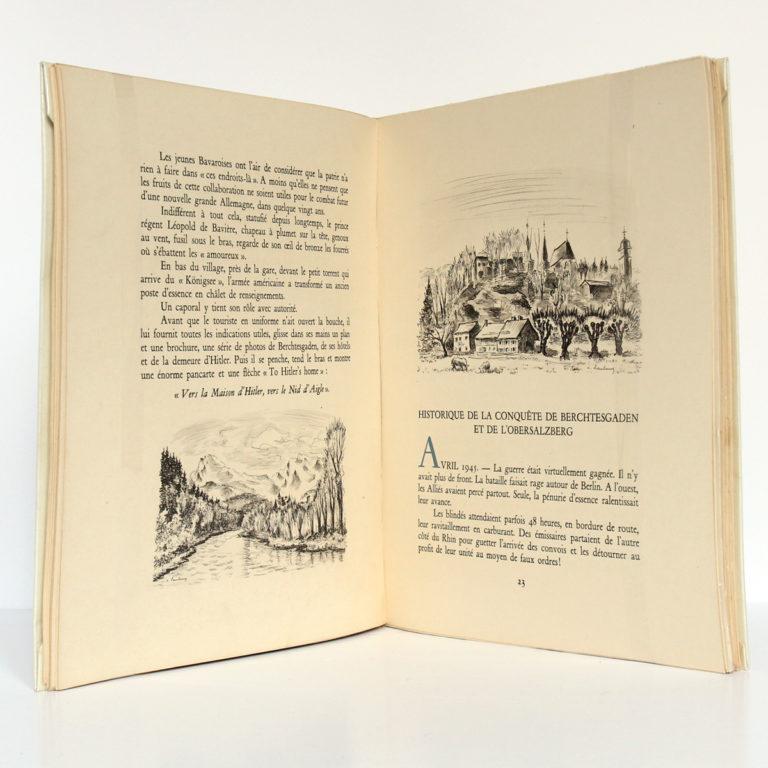 Berchtesgaden Party, André HAMBOURG, 1947. Pages intérieures.