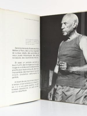 Portraits de Picasso, Jacques PRÉVERT. Éditions Ramsay, 1981. Pages intérieures.