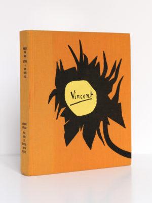 """Lettres de Vincent Van Gogh à son frère Théo, suivies de """"Van Gogh le suicidé de la société"""" par Antonin Artaud. Le club français du livre, 1953. Reliure."""