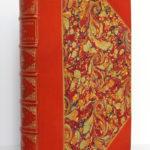 Jean Sire de Joinville, Histoire de Saint Louis, Natalis de WAILLY. Firmin Didot Frères, 1874. Reliure.