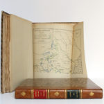 La Guerre de 1914-1918. Cours d'histoire. Colonel DUFFOUR. École supérieure de guerre, 1923. 2 volumes. Pages intérieures de l'atlas 2.