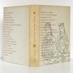 La poésie du passé du douzième au dix-huitième siècle, présenté par Paul Éluard. Club français du livre, 1954. Reliure : dos et plats.