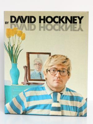 David Hockney by David Hockney, Nikos STANGOS. Thames & Hudson, 1976. Couverture.