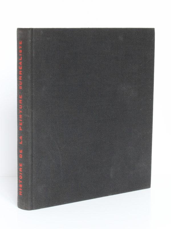 Histoire de la peinture surréaliste, Marcel JEAN. Éditions du Seuil, 1967. Reliure.