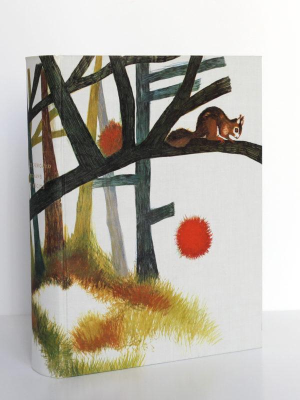 Romans et récits, Louis Pergaud. Mercure de France, 1963. Illustrations de Michel Politzer. Couverture.