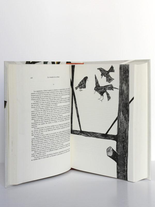Romans et récits, Louis Pergaud. Mercure de France, 1963. Illustrations de Michel Politzer. Pages intérieures 1.