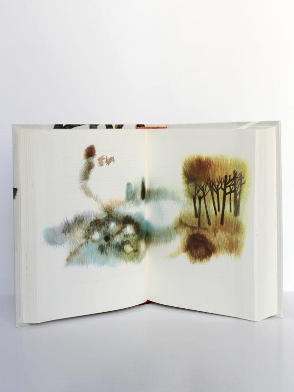 Romans et récits, Louis Pergaud. Mercure de France, 1963. Illustrations de Michel Politzer. Pages intérieures 2.