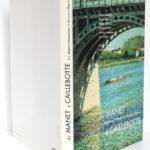 De Manet à Caillebotte Les impressionnistes à Gennevilliers. Éditons Plume, 1993. Relié. Jaquette.