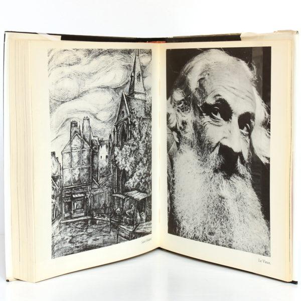 Enchantements sur Paris, Jacques Yonnet. Éditions Denoël, 1966. Pages intérieures 2.