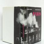 Enchantements sur Paris, Jacques Yonnet. Éditions Denoël, 1966. Jaquette : dos et plats.
