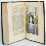 Histoire des Treize, Honoré de BALZAC. Dessins de GastonBARRET. Éditions Albert Guillot, 1949. Pages intérieures.