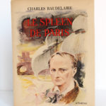 Le Spleen de Paris, Charles BAUDELAIRE. Dessins d'André HOFER. Athêna, 1946. Couverture.