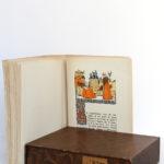 Les Quinze Joyes de Mariage. Images de JosephHÉMARD. Éditions Paul Dupont, 1947. Pages intérieures, chemise et étui.