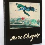 Marc Chagall en Russie. Catalogue de l'exposition en 1991 à la Fondation Pierre Giannada à Martigny en Suisse. Broché. Couverture.