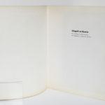 Marc Chagall en Russie. Catalogue de l'exposition en 1991 à la Fondation Pierre Giannada à Martigny en Suisse. Broché. Page de faux-titre.