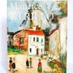 Maurice Utrillo folie ? Jean FABRIS. Édition Galerie Pétridès, 1992. Couverture.