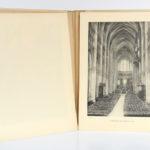 Monographie de la cathédrale de Chartres, Étienne HOUVET. Sans date [après 1939]. Pages intérieures 2.