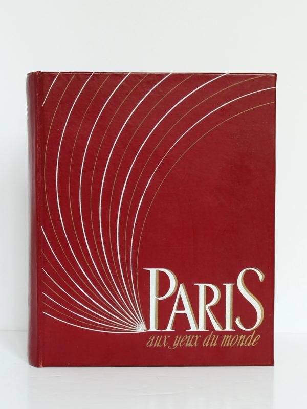 Paris aux yeux du monde, lithographies de Grau Sala. Deux-Rives, 1951. Couverture.