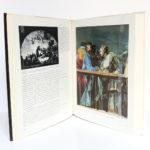 Goya, Pierre GASSIER et Juliet WILSON. Office du Livre – Éditions Vilo, 1970. Pages intérieures 1.