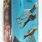 Japon hier et aujourd'hui, 100 photographies par EmilSCHULTHESS. Éditions Silva, 1960. Jaquette : dos et plats.