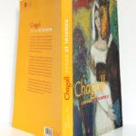 Chagall connu et inconnu, catalogue Grand Palais, Paris 2003. Couverture : dos et plats.