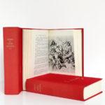 Journal de Eugène Delacroix. Librairie Plon, 1960. 3 volumes. Pages intérieures volume 1.