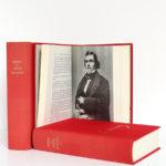 Journal de Eugène Delacroix. Librairie Plon, 1960. 3 volumes. Pages intérieures volume 3.