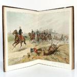 L'invasion 1870-1871, Ludovic Halévy. Jean Boussod, Manzi, Joyant & Cie, sans date [vers 1900]. Pages intérieures 2.