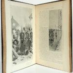 L'invasion 1870-1871, Ludovic Halévy. Jean Boussod, Manzi, Joyant & Cie, sans date [vers 1900]. Pages intérieures 1.