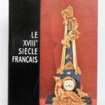 Le XVIIIe siècle français, sous la direction de Stéphane FANIEL. Hachette, 1956. Couverture.